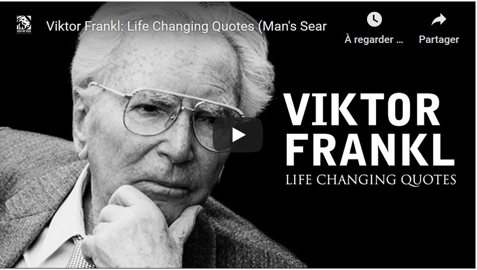 CITATIONS DE VIKTOR FRANKL